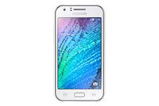Brand New Sealed Unlocked SAMSUNG Galaxy J1 SM-J100H White Android Smartphone