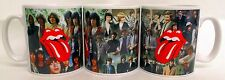 The Rolling Stones Mug Tribute Collage Mug Cup Perfect Gift Decorated in UK