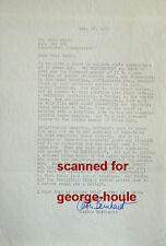 CURTIS BERNHARDT-LETTER-SIGNED-1972-BARBARA STANWYCK-BETTE DAVIS-JOAN CRAWFORD