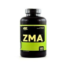 Optimum Nutrition ZMA  Strength Recovery and Endurance Support (180 Capsules)
