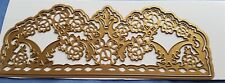 """Anna Griffin Opulent Border Cut and Emboss Die Swag 7"""" x 2.5"""""""