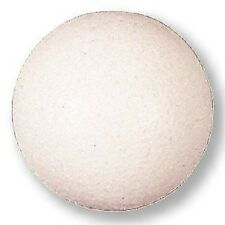balles de Baby-foot KICKER balle, 34 mm - 20 g - Rough / facile à saisir - Blanc