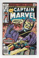 Captain Marvel 56 Marvel 1978 VF Range Bronze
