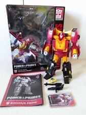 Transformers Rodimus Prime Hot Rod Power Of The Primes Generations Hasbro