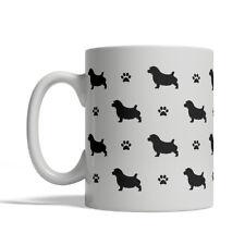 Norfolk Terrier Dog Silhouettes Coffee Mug, Tea Cup 11 oz ceramic silhouette