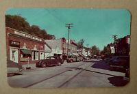 Northport Main Street LI New York ColorVintage Photo Postcard PC