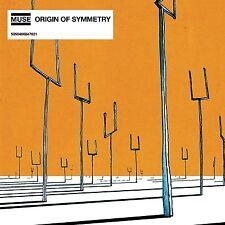 MUSE - ORIGIN OF SYMMETRY (US FORMAT) 2 VINYL LP NEW+
