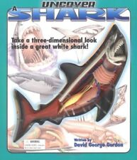 Uncover a Shark: An Uncover It Book (Uncover Books