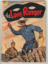 THE LONE RANGER #73 1954 GOLDEN AGE 52 PAGES!
