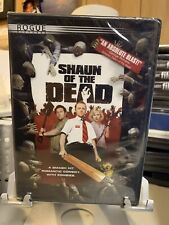 Shaun of the Dead New Dvd Simon Pegg Nick Frost Widescreen Free Shipping
