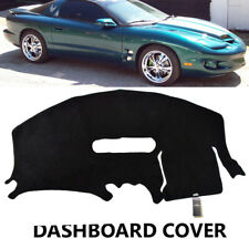 Dash Mat Dashboard  Cover For Pontiac Firebird / Trans AM 1997-2002 Black