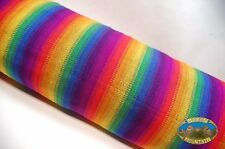 NEW COLORS!!! SUPPORT OUR ORPHANAGE: GUATEMALAN GUATEMALA FABRIC BY YARD
