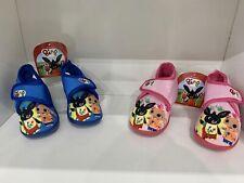 Ciabatte Pantofole Bambino Bambina Bing e Sula blu e rosa dal 20 al 27