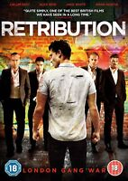 Retribution (DVD) (NEW AND SEALED) (REGION 2)