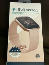 Fitbit Versa 2 Includes Charger And 2 Bands