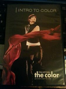 PAUL MITCHELL INTRO to COLOR dvd