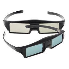 H37 2x 3D Aktiv Shutter BT Brille Bluetooth Samsung Sony Panasonic Fernsehen TV