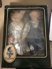 geppeddo porcelain dolls Original Packaging