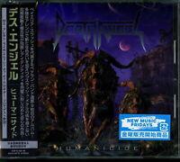 DEATH ANGEL-HUMANICIDE-JAPAN CD BONUS TRACK F56