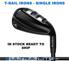 Cobra T-Rail Individual Irons  -  Pick a Loft and Flex In Stock Ready To Ship