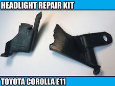 TOYOTA Corolla E11 1994-2000 Kit Riparazione Staffa Faro Anteriore lato sinistro
