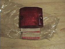 GENUINE SUZUKI CS50 CS80 ROADIE TAILIGHT REAR TAIL LAMP LENS 35712-02121 NEW