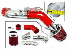BCP RED 10-12 Mazda 3 Mazda3 2.5L L4 Cold Air Intake Racing System +Filter