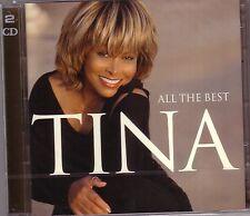 2 CD (NEU) . Best of TINA TURNER (Private Dancer Typical Male Nutbush City mkmbh