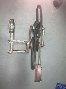 Craftsman Drill Press Multi-Speed Attachment Hi-Lo Slow Pulleys