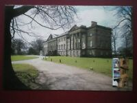 POSTCARD YORKSHIRE WAKEFIELD NOSTELL PRIORY