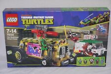 LEGO Teenage Mutant Ninja Turtles 79104 la SHELLRAISER STREET Chase-Nuovo di Zecca