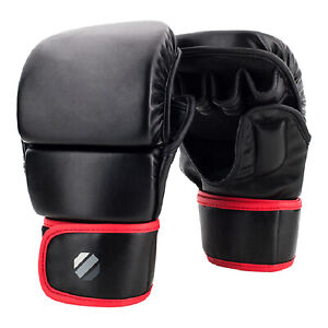 muay thai sparring punching UFC mma gloves Size S-M