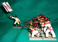 SPANISH INFANTRY SHOOTING set American War set DSG Soldiers ARGENTINA Britains