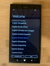 Nokia Lumia 1520 -16 GB - Matte Black (Unlocked) Smartphone