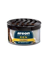 Areon Ken Deodorante Auto Profumi Noce di Cocco Dolce Ambiente Profumatore