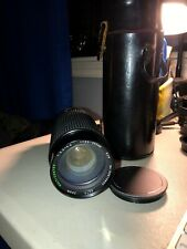 Sears MD Mount 1:4, 60-300 mm Auto Zoom Lens For Minolta 35 mm Film SLR Camera