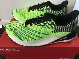 New Balance FuelCell RC Elite Lime Men's Running Shoes US Size 9 TC