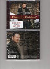 blake shelton cheers its christmas cd 2017 clarkson xenia shackleford - Blake Shelton Christmas Album
