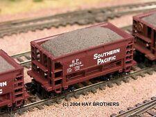 Hay Brothers Taconite Ore Pellet Loads 4-pack - Fits N Scale Atlas Ore Cars