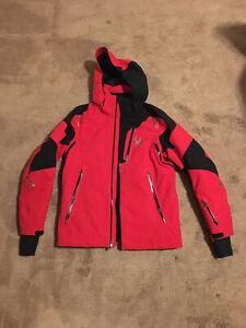 spyder men's leader ski jacket