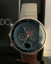 Movado Edge Chronograph, 42mm Stainless steel/sapphire crystal