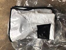 Cambro Speedsheet Pan Rack Cover Clear Reinforced Vinyl Gbcrc272165clr