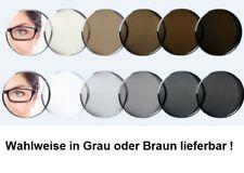 2 Kunststoff-Brillengläser 1,5 Transitions VII Selbsttönend  Hart-SET