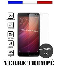Protecteur d'Écran pour Xiaomi Redmi Note 4   Verre Trempe Premium 9H