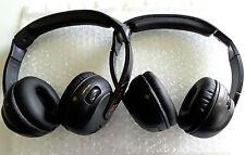 OEM 2012 2013 2014 Lexus RX350 Car Rear Entertainment Wireless DVD (2)Headphones