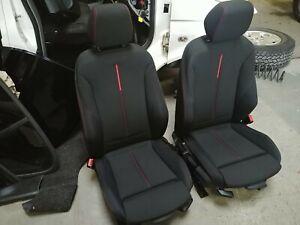 BMW 1er F20 Sportsitze Sitze Innenausstattung Lordose Sitzheizung