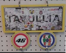 VALENTINO ROSSI CLOTHES HANGERS TARGA COUNTRY TAVULLIA LIMITED EDITION!!!