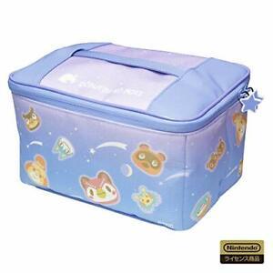 NEW Nintendo Switch Animal Crossing Hori Storage Bag Carry Case Star Japan F/S