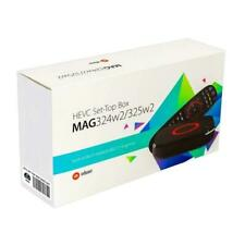 Infomir Mag 324 IPTV Set Top Box - Black