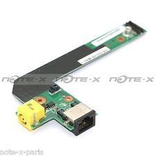 CARTE LAN ET CONNECTEUR DE CHARGE  IBM Lenovo thinkpad Edge E420 E425 E520 E525